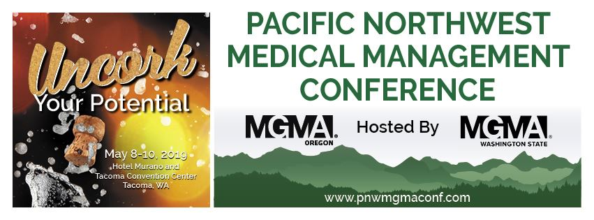OMGMA - 2019 Pacific Northwest Medical Management Conference
